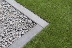 Obrubník záhradný 1m šedý 100x8x20