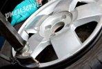 Prezutie pneumatík komplet osobné -ALU disk