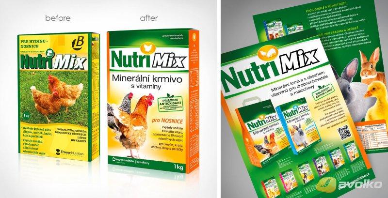 Nutrimix Nosnice 1kg