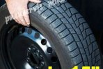 Prezutie pneumatík komplet osobné -plechový disk
