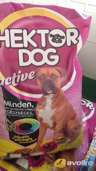 Granule pre psov-Hektor dog 10 kg